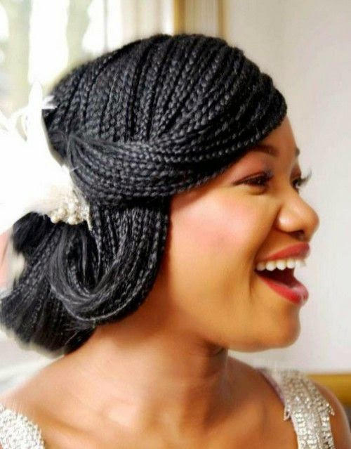 Wondrous Black Women Hairstyles Classy And Gorgeous Black Hairstyles For Hairstyle Inspiration Daily Dogsangcom