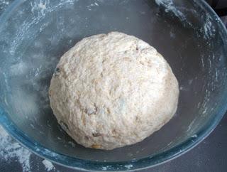 pan de molde con semillas variadas