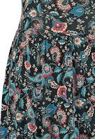detalle estampado vestido