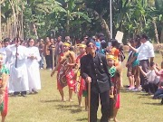 MISA PEMBUKAAN ASIAN YOUTH DAY DI BUNDER, JATINOM, KLATEN