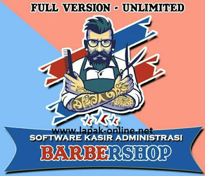 Software Kasir Salon Barbershop