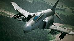 F-4 Phantom Fighter Jet