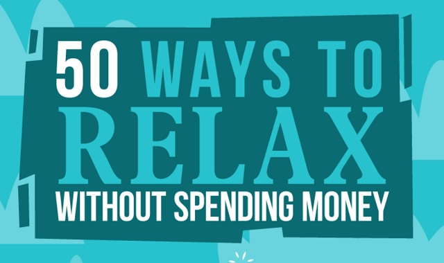 50 Ways To Relax Without Spending Any Money