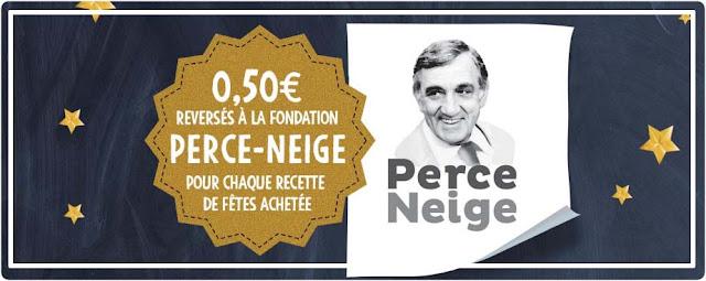 Vapiano soutient l'association Perce-Neige grâce à son menu de Fête