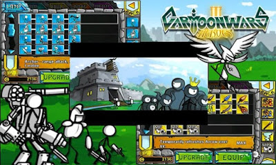 Cartoon Wars 3 Apk2