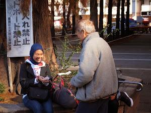 masyarakat jepang yang ramah