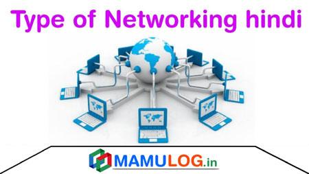 computer network ke prakar