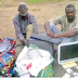 See The 68-Year-Old Man That Was Caught  Printing Fake Currency In Oyo (photo)