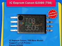 Cara Terbaru dan Terbukti Berhasil Mengatasi Error 5B00, 1700, 1702 Pada Printer Canon G1000, G2000, dan G3000