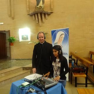 11 de junio: La misa de diez será retransmitida por Radio María
