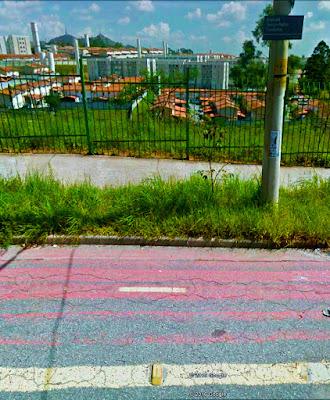 Jaraguá tem 3,6 quilômetros de ciclovia computados na malha cicloviária da cidade de São Paulo
