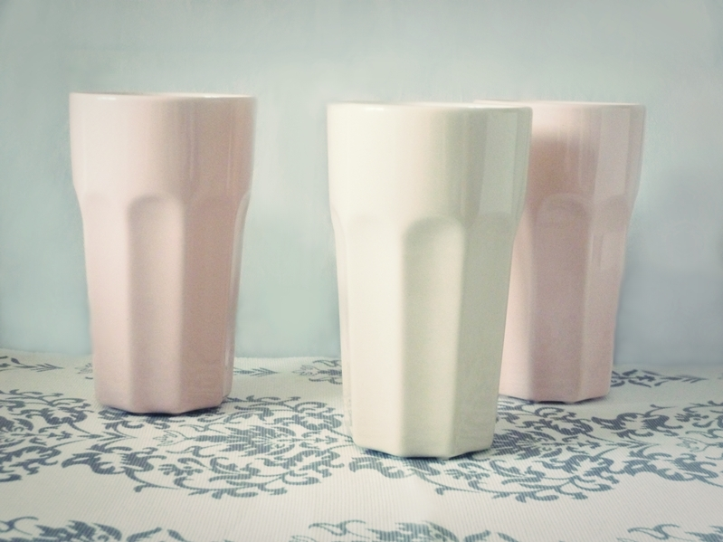 Tea And Coffee Mugs Ikea Pokal Becher In Rosa Nicest Things
