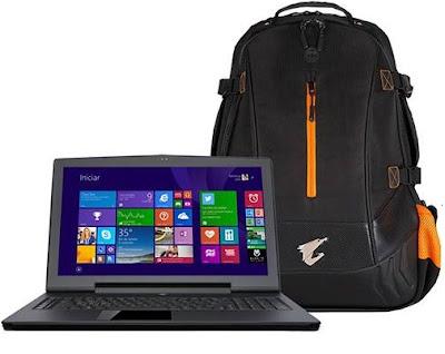Notebook Gamer - Notebook Aorus X7 V2 Game