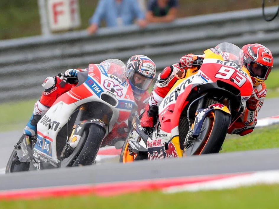 """MotoGP 2017 : Tinggal satu race lagi, perebutan gelar juara dunia akan menjadi """"mission impossible"""" bagi Dovizioso"""