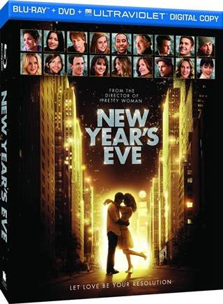 New Years Eve 720p HD Español Latino Dual Descargar BRRip 2011