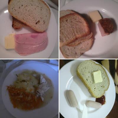 Posiłki w szpitalu