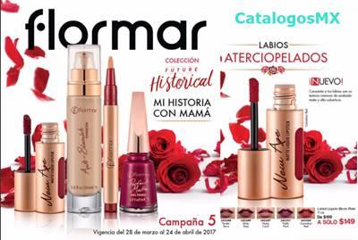 Flormar Catalogo 5 2017 Dia de la Madre