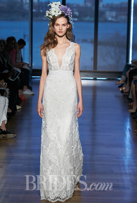 Wedding Dresses For Petite Bodies : An empire waistline is a great style for petite figures it creates