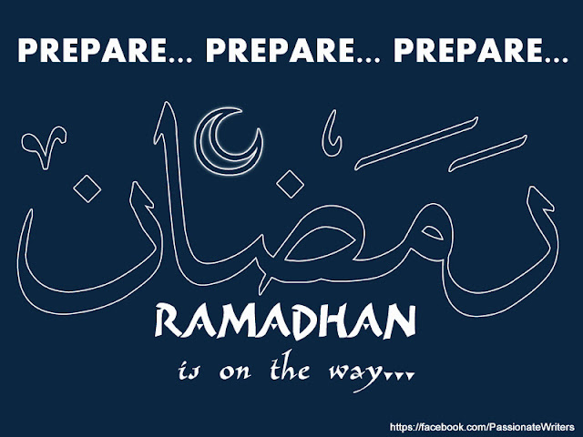 Iftikhar Islam - Prepare Prepare Prepare... Ramadhan is on the way | Islamic Reasoning