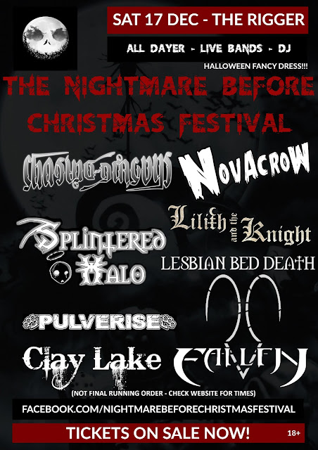The Nightmare Before Christmas Festival