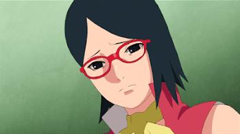 Boruto - Naruto The Next Generatión Capítulo 19: Sarada Uchiha