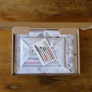 Alice Draws The Line :: Packaged order
