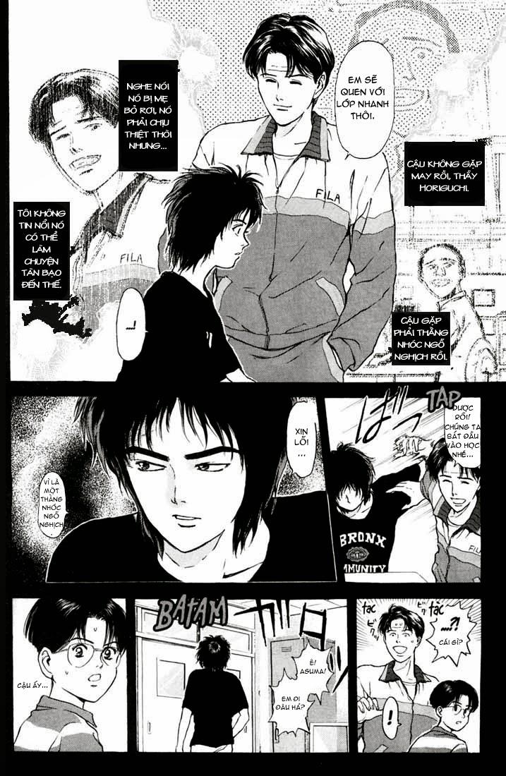 Psychometrer Eiji chapter 58 trang 5