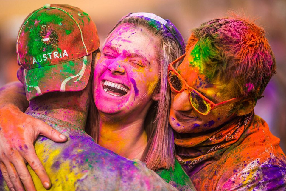 Holi Hot and Beautiful Images, Photo, HD Wallpaper, Pics
