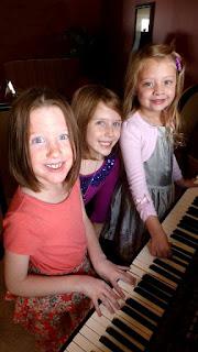 kids playing kawai piano