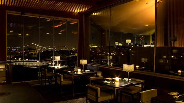 Restaurante Silk em Lisboa