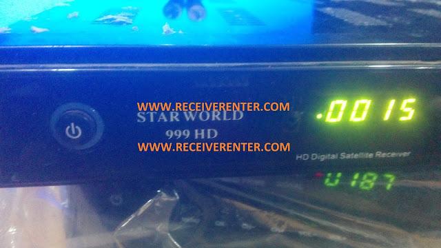 STAR WORLD 999 HD RECEIVER BISS KEY OPTION