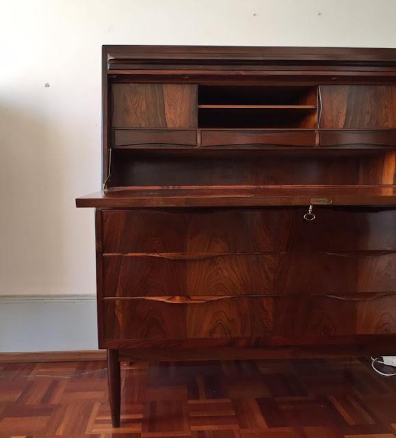 escrivaninha, nórdica, móveis nórdicos, vintage, design nórdico