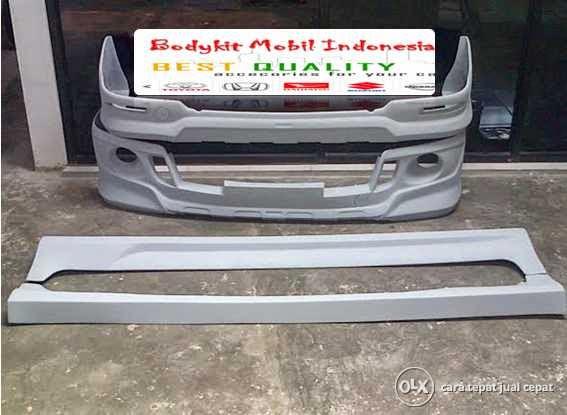 Jual Bodykit Grand New Avanza Brand Toyota Camry Engine Toko Sparepart Mobil Body Kit All Xenia Harga Miring