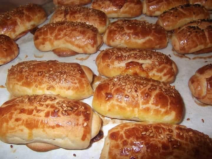 Peynirli Rulo Poğaça Tarifi