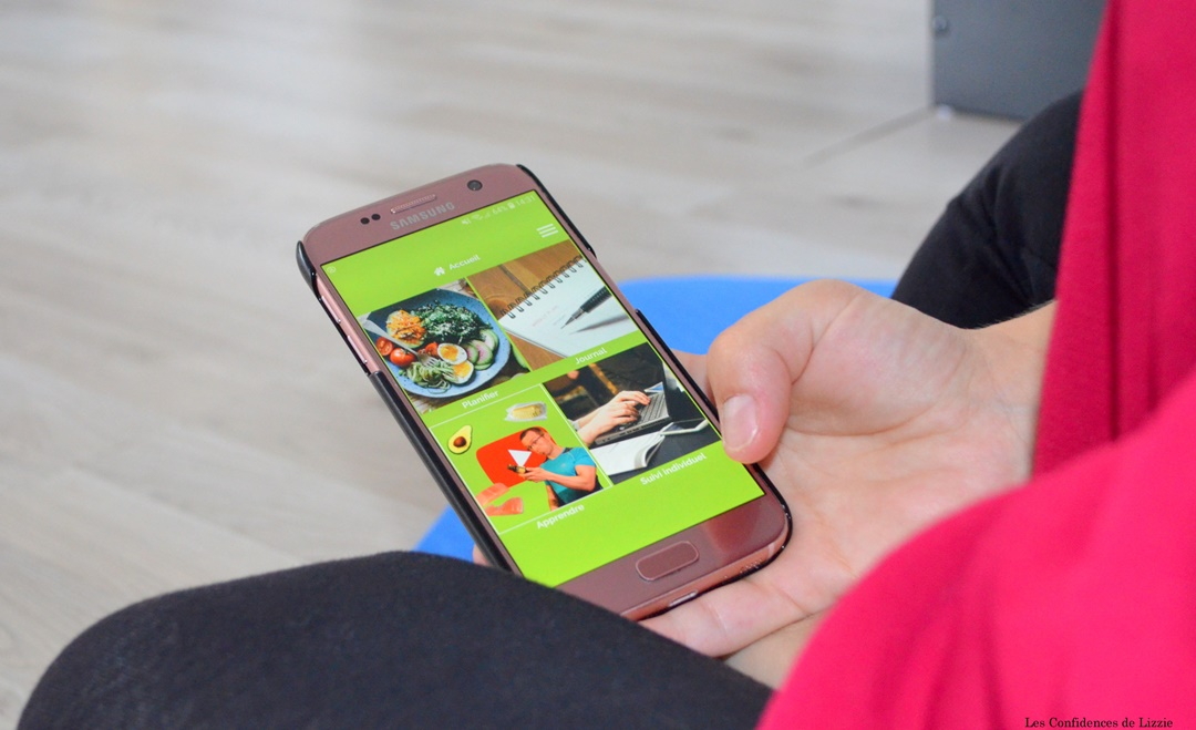 application-smartphone-bien-etre-reequilibrage-alimentaire