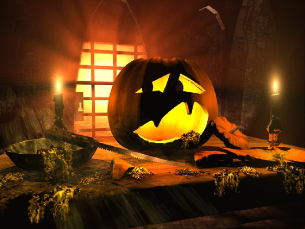 animated halloween wallpaper witches - photo #5