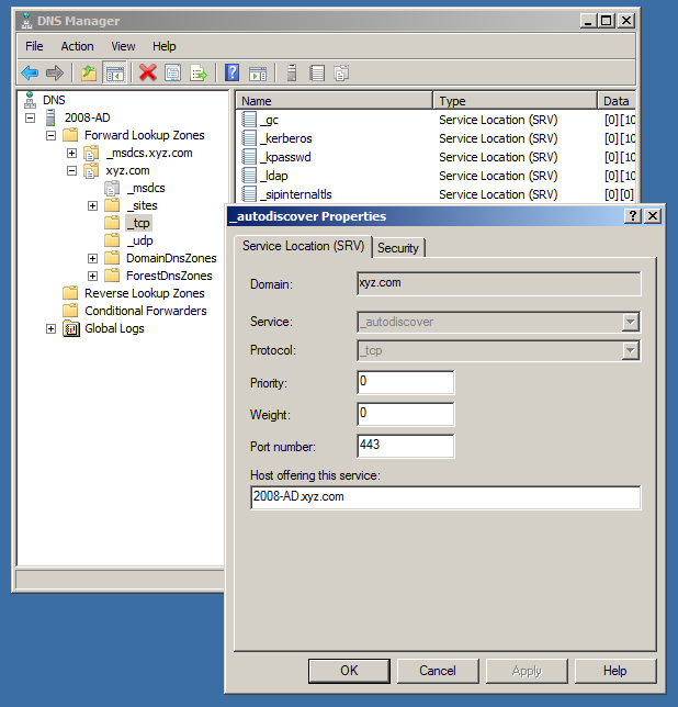 Matt Landis Windows PBX & UC Report: Exchange 2010 Visual