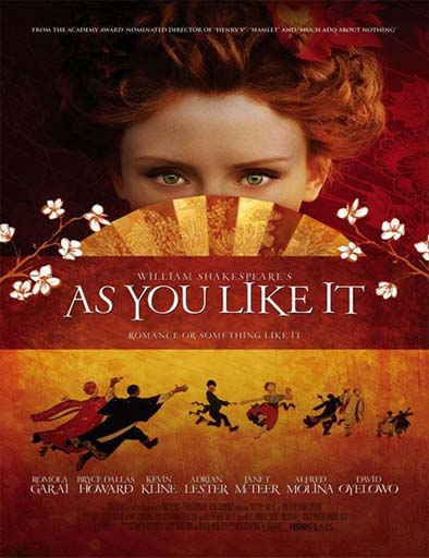 Ver Como gustéis (As You Like It) (2006) Online