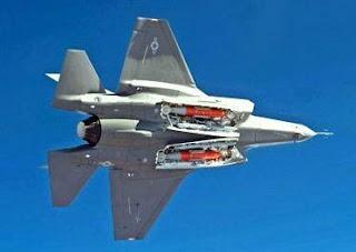 Internal Weapon Bay F-35