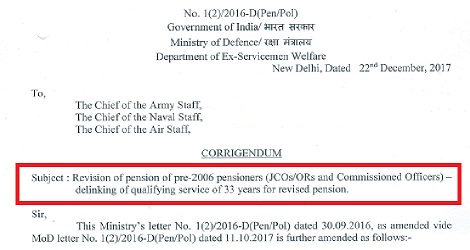 pre-2016-pension-revision-delinking-of-qualifying-service-of-33-paramnews-desw-order