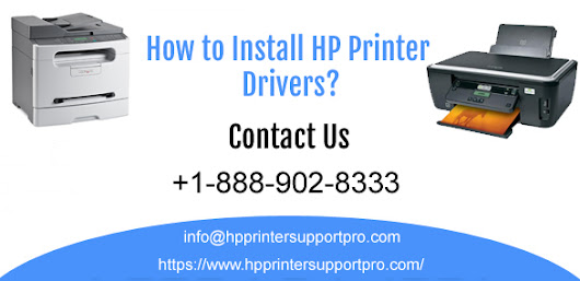 How to Install HP Printer Drivers?