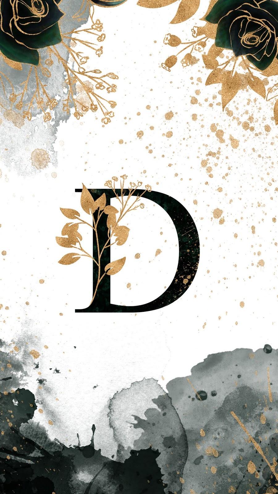 DLOLLEYS HELP Free Roselia Alphabet Watercolor iPhone 21 & 21 Plus ...