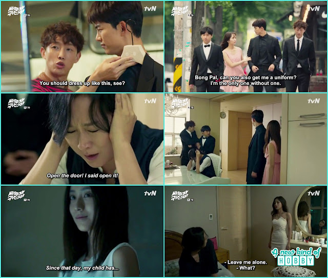 student ghost - Let's Fight Ghost Episode 7 Review - Korean Drama 2016