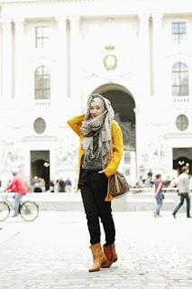 Hijab Casual Dian Pelangi