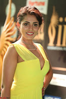 Madhu Shalini Looks Super Cute in Neon Green Deep Neck Dress at IIFA Utsavam Awards 2017  Day 2  Exclusive (31).JPG
