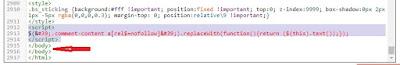 Скрипт для блокировки активных ссылок в комментариях