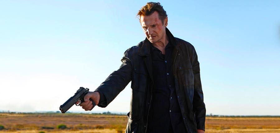 Liam Neeson în Taken 3