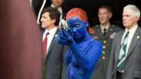 Mystique, Jennifer Lawrence X-Men movies