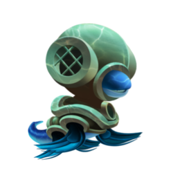 Aquanaut Dragon (Baby)