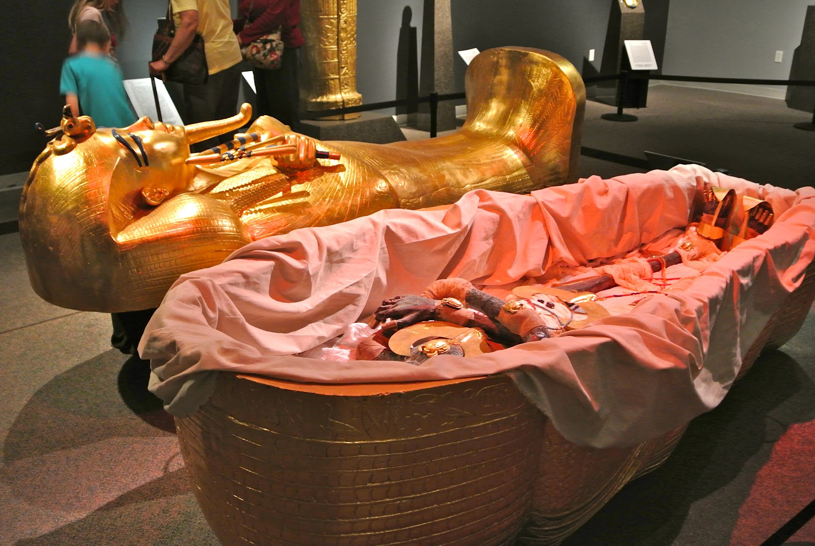 Life is Good: Egypt in Idaho with King Tut
